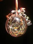 Boule de Noël 2010